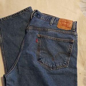 Levi Strauss 505 regular fit Jean's
